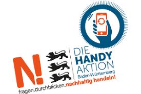 Logo der Handy-Aktion Baden-Württemberg