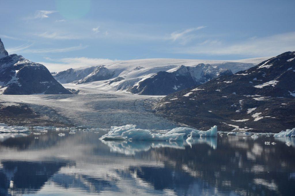 Rohstoffreichtum unter dem schmilzenden Eis Grönlands